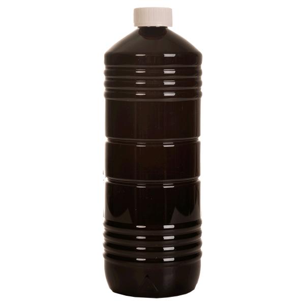 1L PET-Flasche schwarz