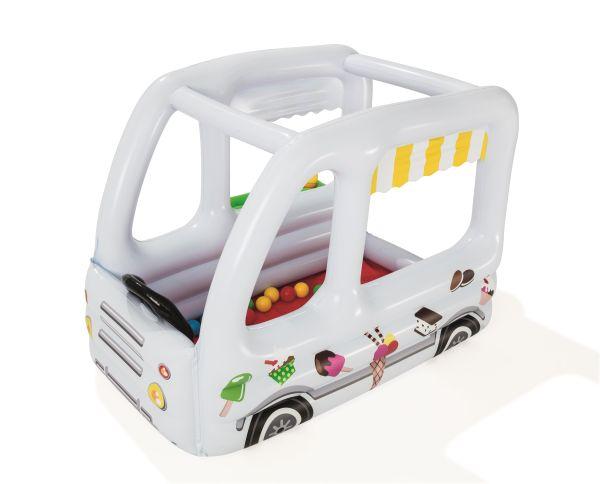 Bällebad Eiswagen