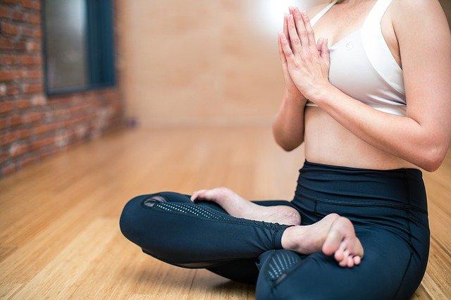 Yoga ausprobieren