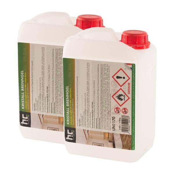 3 Liter Brenngel