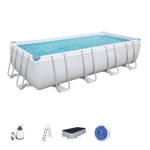 Power Steel™ Pool Komplett-Set