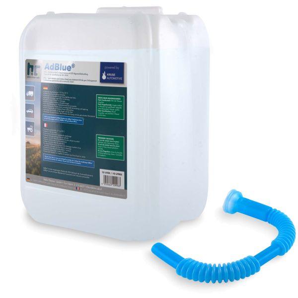 AdBlue 10 Liter Kanister mit Ausgießer Galerie