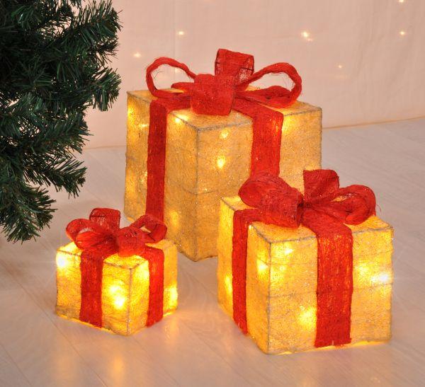 LED Geschenk Set