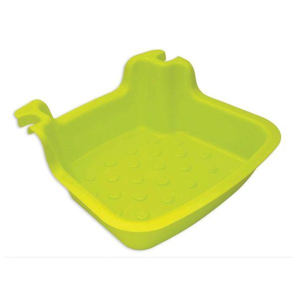 Fußbad für Leiter grün Galeriebild