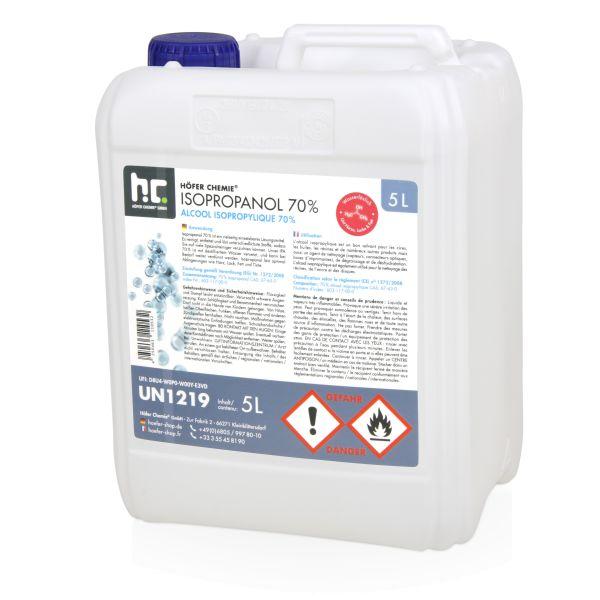 Isopropanol IPA 70% Höfer Chemie