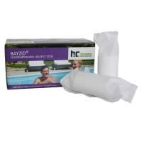 1 kg BAYZID® Flockkartusche für Pools