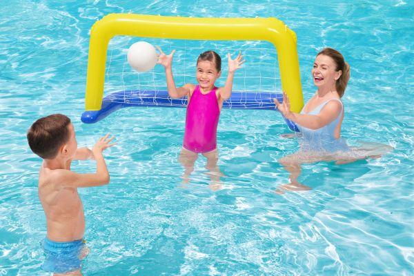 Schwimmendes Wasserball Set