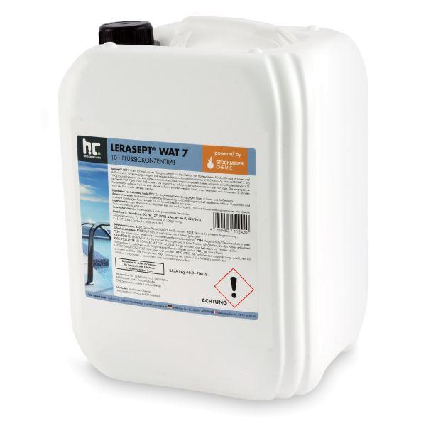 Lerasept Wat 7 10 Liter Kanister Wasserstoffperoxid 7% Höfer Chemie