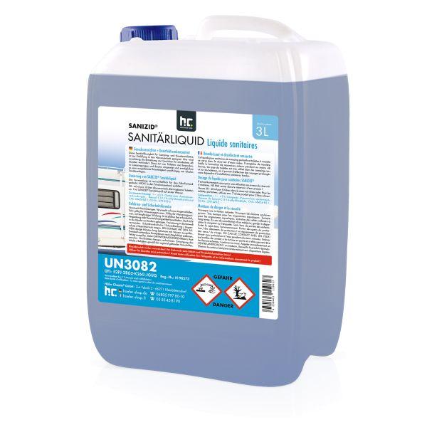 sanizid sanitärliquid