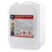 1 x 10 L Bioethanol 100% Hochrein
