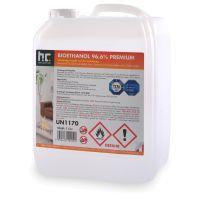 5 L Bioethanol 96,6% Höfer Chemie im 5l Kanister Brenstoff