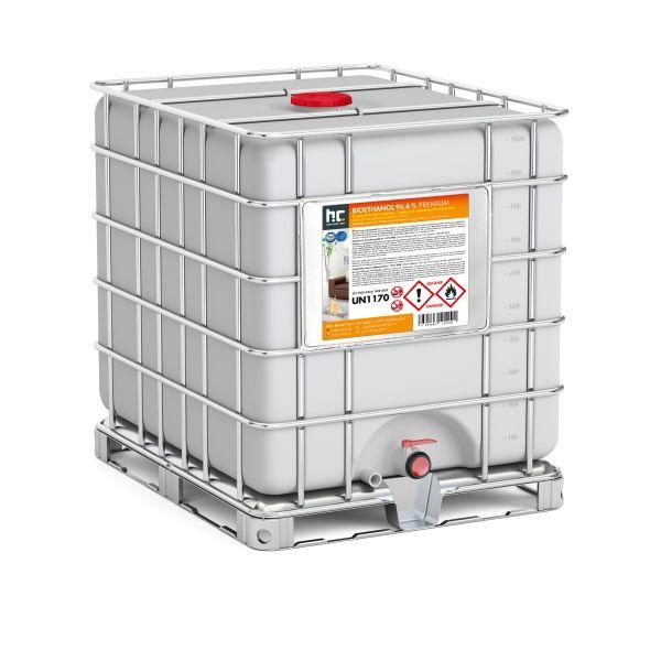 Bioethanol IBC