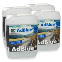 10 L AdBlue® Harnstofflösung auf Palette