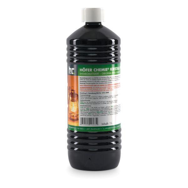 1x1 Liter Petroleum Galerie Brennstoff Höfer Chemie